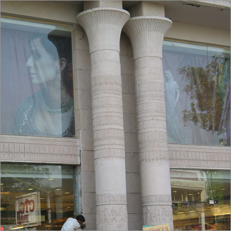 Designer Pillars