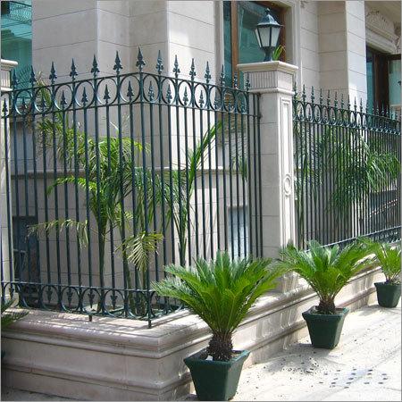 Decorative Building Pillar