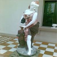 Italion Marble Statues