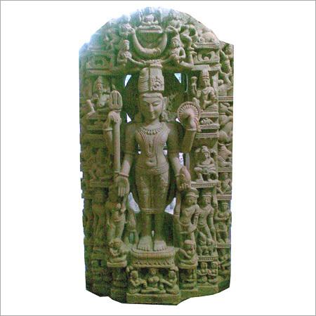 Ardhnarishwar statue