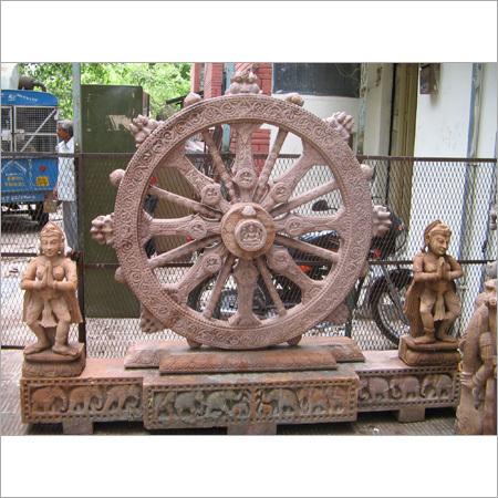 Handicrafted Statue