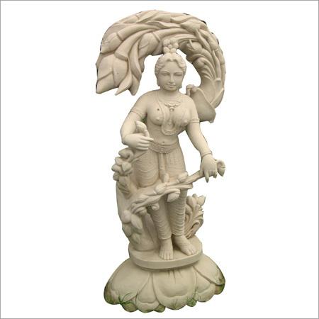 Indoor Marble Statues