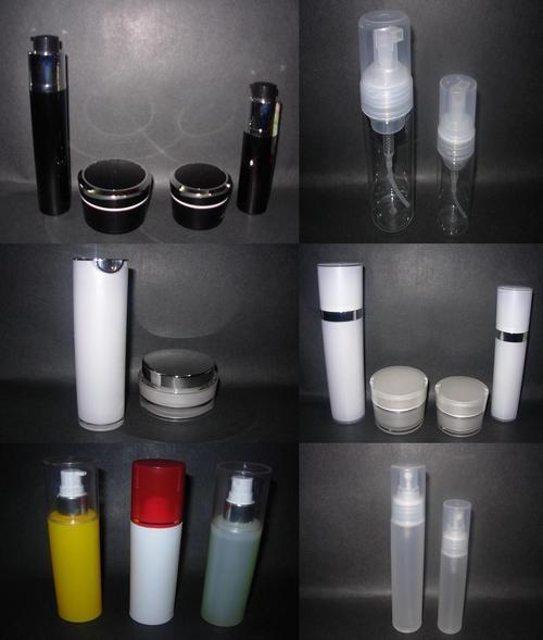 Fancy Acrylic Jars