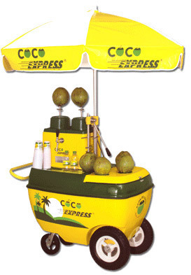 Coconut Cart( Coco Express)