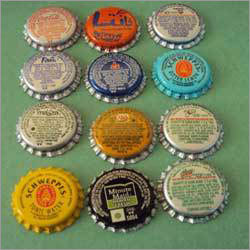 Soft Drink Bottle Crowns Caps