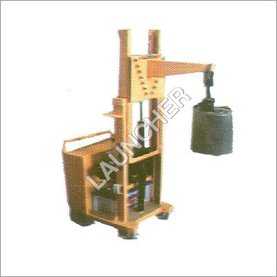 Copper Spool Stacker
