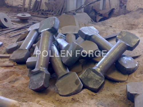 Rolling Machine Forging Spindle