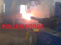 Forging Round