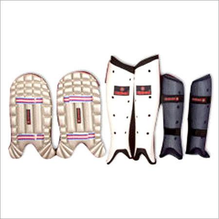 Hockey Shin Guards and Gloves