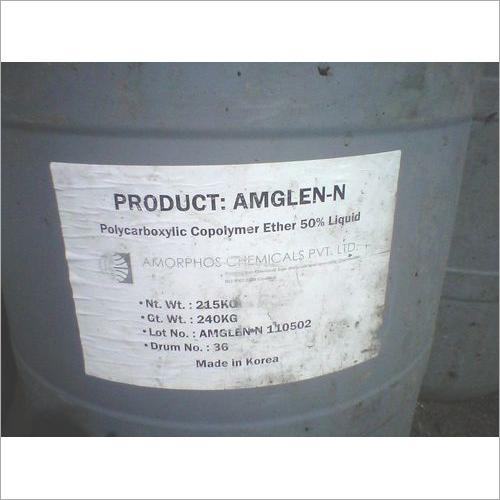 Amglen - N Polycarboxylic Liquid 50% Solid