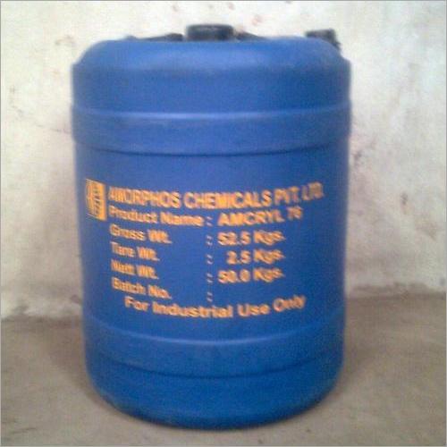 Acrylic Polymer AMCRYL - 76