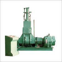 Rubber Dispersion Kneader Machine