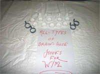 Washing Machine Drain Hose Hooks