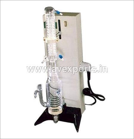 Single Distillation Unit Quartz