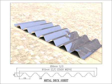 Metal Deck Sheets