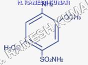 4-Amino 2:5 Dimethoxy Benzene Sulphonamide