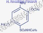 4-Amino 2:5 Dimethoxy Benzene Sulphonanilide