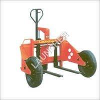 High Fork Adjustable Pallet Truck