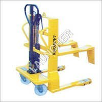 Hand Operated Pallet Stacker