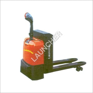 Battery Operated Hand Pallet Truck