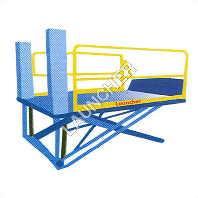 Low Height Scissor Lift