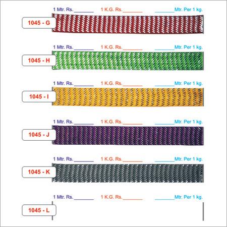 Narrow Fabric Laces