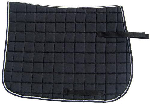 Cotton saddle pad