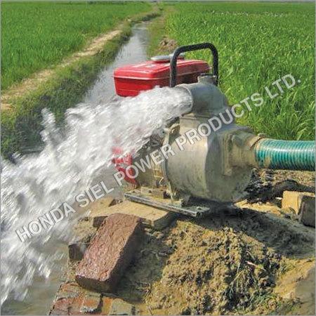 Portable Diesel Engine Water Pump