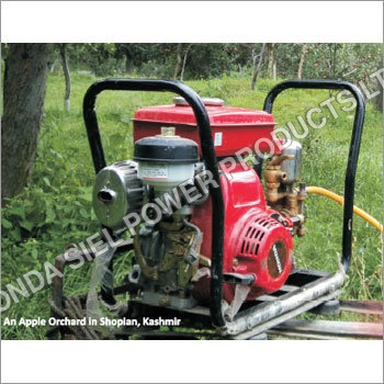 Petrol Engine Spray Pump