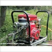 Petrol Engine Spray Pump