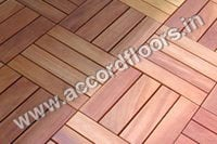 Wood Decking Flooring