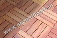 Wood Decking Flooring