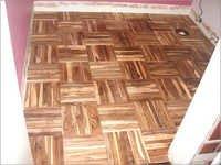 Parquet Teak Flooring
