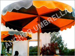 Custom Garden Umbrellas