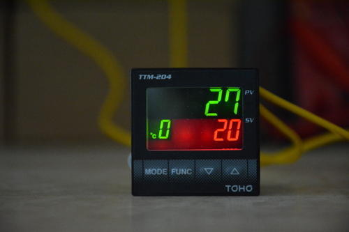 Digital Programmable Temperature Controller