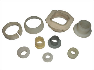 Industrial PVC Plastic Parts