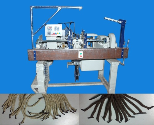 Paper Bag Lace Tipping Machine