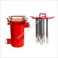 Pipe Line Magnetic Filters