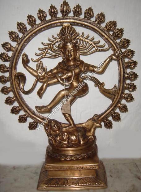 Dancing Nataraja Statue