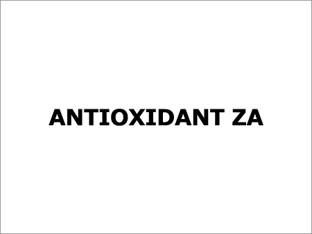 Antioxidant ZA
