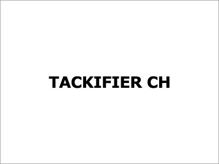 Tackifier CH