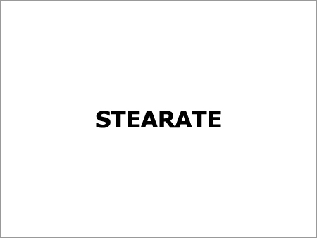 Stearate