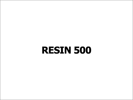 Chemical - Modified Resin