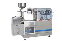 Automatic Flat Plate Blister Packing Machine
