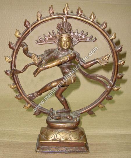 Decorative Nataraja Statue