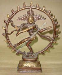 Decorative Nataraja Statue