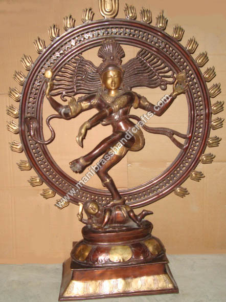 Nataraja Bronze Statue