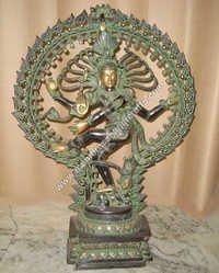 Brass Nataraja Statues