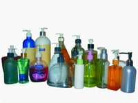 PLASTIC BOTTLES FOR LIQUID HANDWASH / SHOWER GEL
