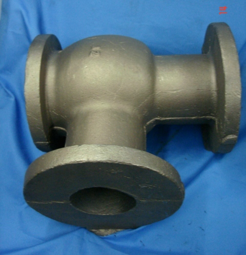 One Side Flanged Valves